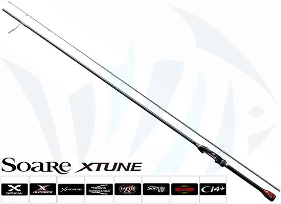 SHIMANO SOARE XTUNE S-706UL-T