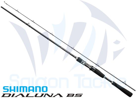 SHIMANO DIALUNA BS B606ML