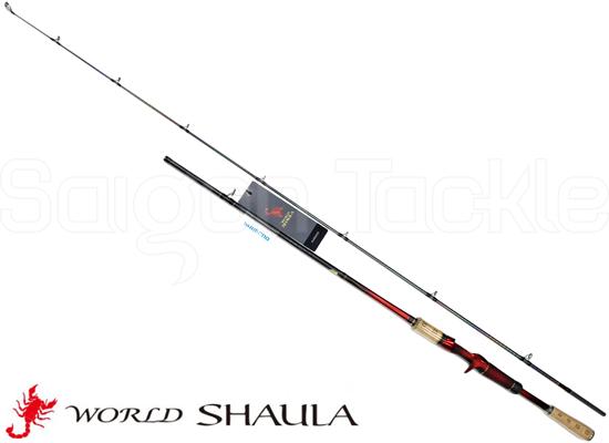 SHIMANO WORLD SHAULA 1702R-2 ( 2018 VERSION )
