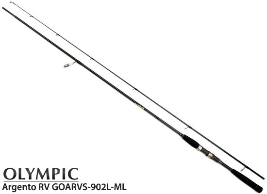 OLYMPIC ARGENTO RV GOARVS-902L-ML