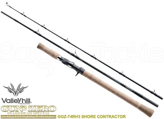 VALLEYHILL GUN2 ZERO GGZ-74RH3