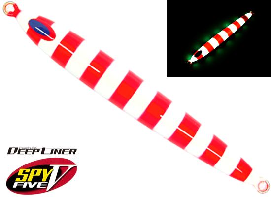 DEEPLINER - SPY FIVE 300G - OR ZEBRA